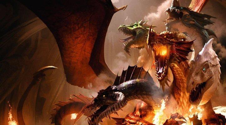 'Dragones y mazmorras'