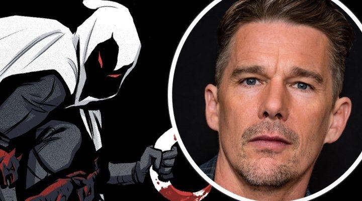 Ethan Hawke encarnará al villano de 'Moon Knight'