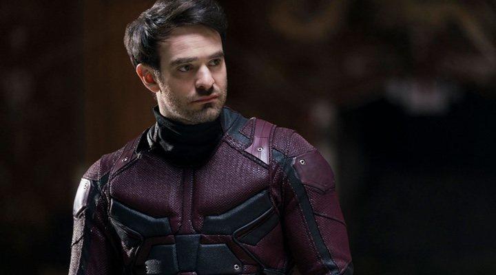 Charlie Cox en la serie 'Daredevil'