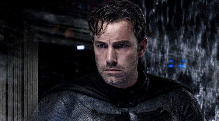 Ben Affleck como Batman en 'Liga de la Justicia'