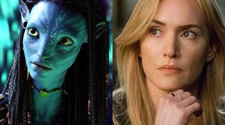 'Avatar' y Kate Winslet