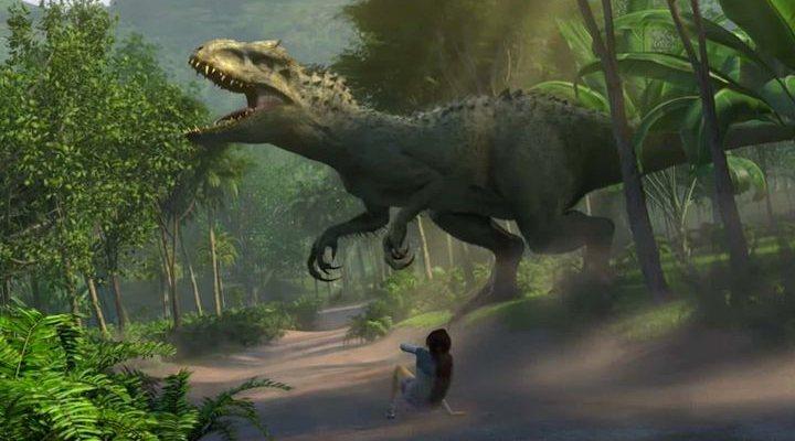 'Jurassic World: Campamento Cretácico'