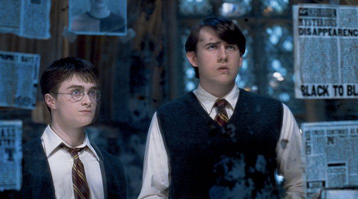 Matthew Lewis es Neville Longbottom en 'Harry Potter'
