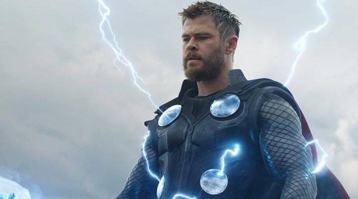 Chris Hemsworth como Thor'