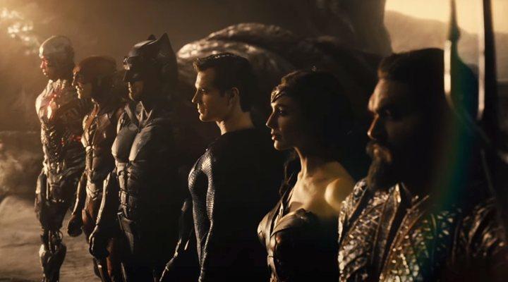 El Snyder Cut de 'Liga de la Justicia'