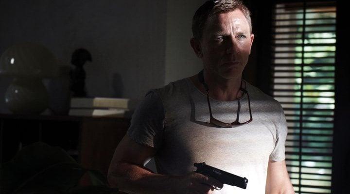 Daniel Craig como James Bond en 'Sin tiempo para morir'