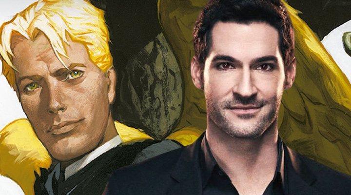 Lucifer en 'The Sandman'
