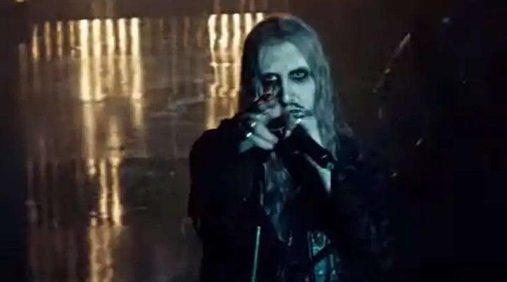 Marilyn Manson en 'American Gods'