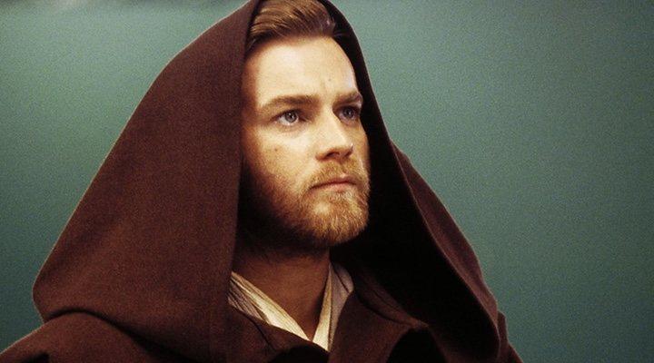 Ewan McGregor como 'Obi-Wan Kenobi'
