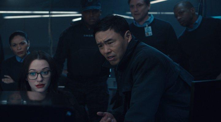 Randall Park como Jimmy Woo en 'Bruja Escarlata y Visión'