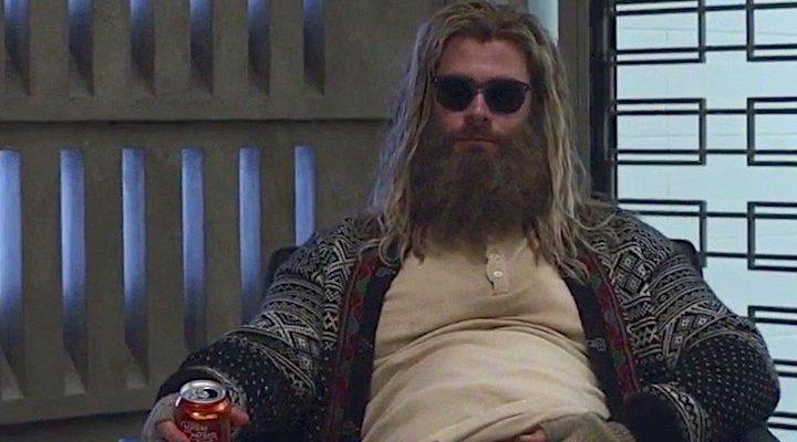 'Chris Hemsworth en Endgame'