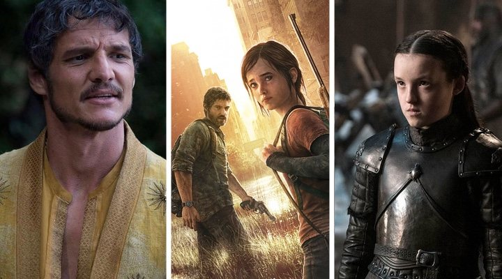 Pedro Pascal, 'The Last of Us', Bella Ramsey