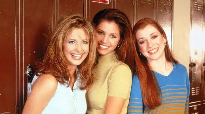 Joss Whedon y 'Buffy, cazavampiros'