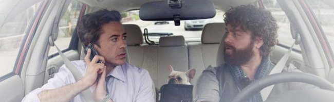 Downey afirma que 'Due Date' es su segunda mejor película