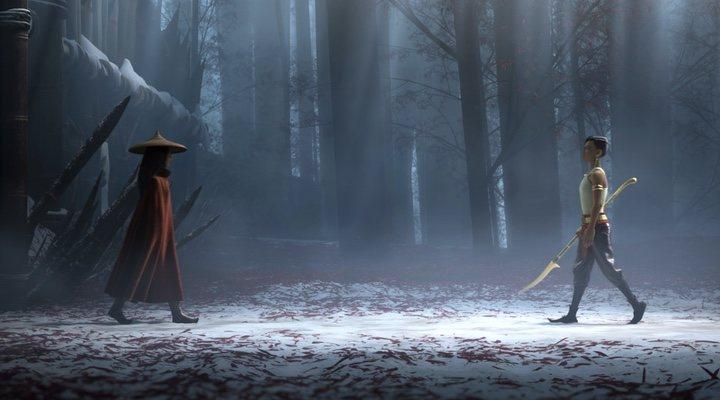 'Raya y el último dragón'