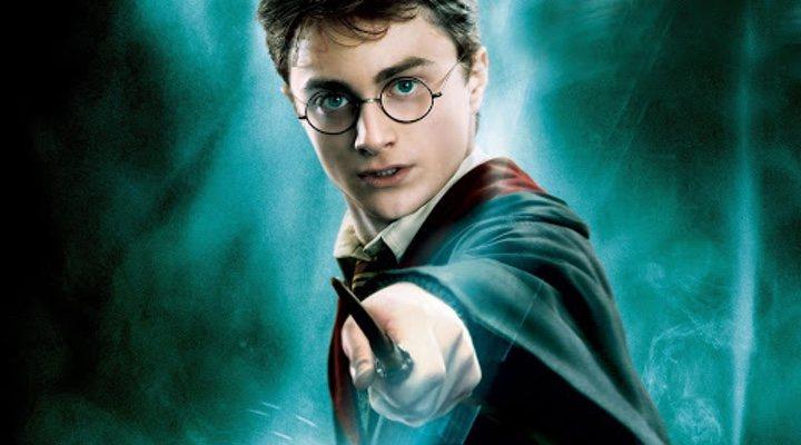 Daniel Radcliff en 'Harry Potter'
