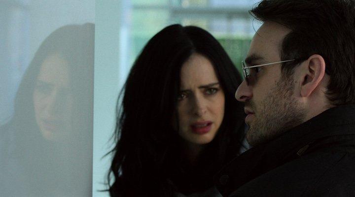 'Jessica Jones' y 'Daredevil'