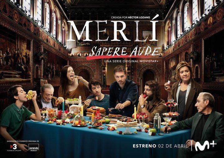 Póster de la segunda temporada de 'Merlí: Sapere Aude'