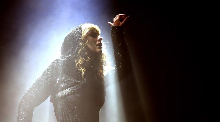Taylor Swift en el concierto de 'Reputation'