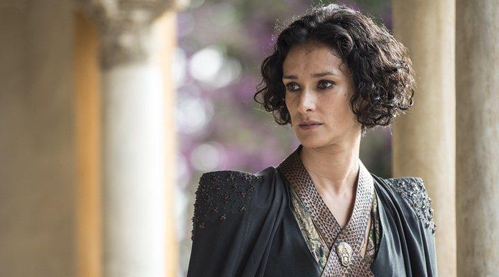 Indira Varma en 'Juego de Tronos'