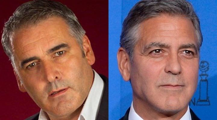 George Clooney y su