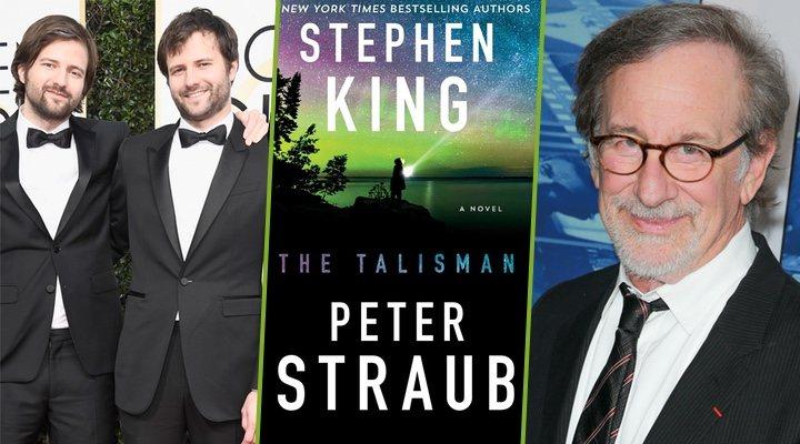 Los hermanos Duffer ('Stranger Things') y Steven Spielberg preparan una serie de 'El talismán' de Stephen King