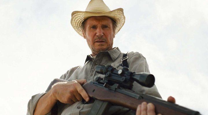 Liam Neeson en 'El protector'
