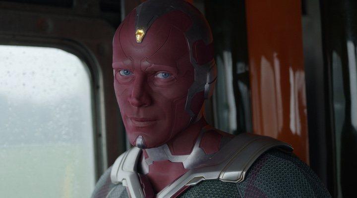 Paul Bettany en 'Bruja Escarlata y Visión'