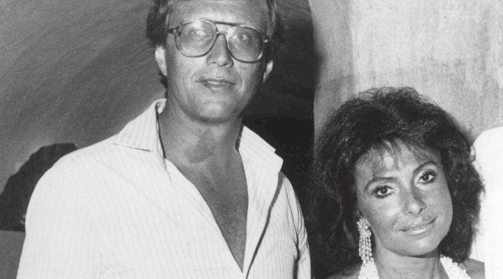 Los verdaderos Maurizio Gucci y Patrizia Reggianni