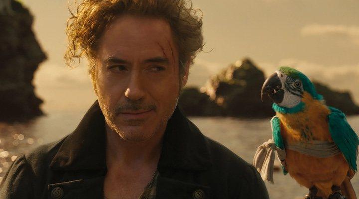 Robert Downey Jr. en 'Las aventuras del doctor Dolittle'