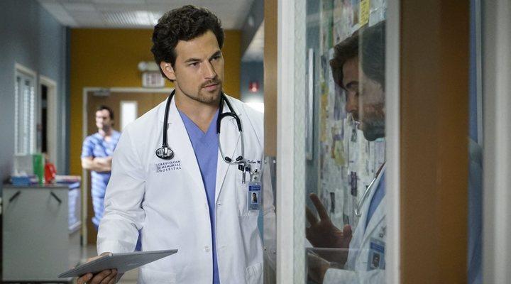 Andrew DeLuca en 'Anatomía de Grey'