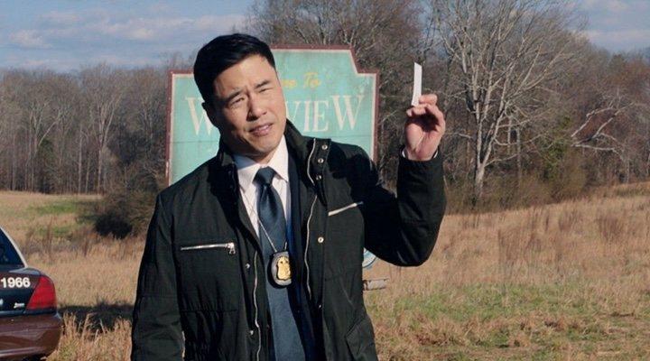 Jimmy Woo 'Wandavision'