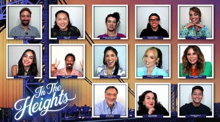 Conferencia In the Heights