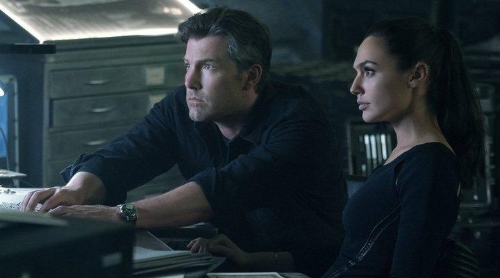 Ben Affleck y Gal Gadot en 'Zack Snyder's Justice League'