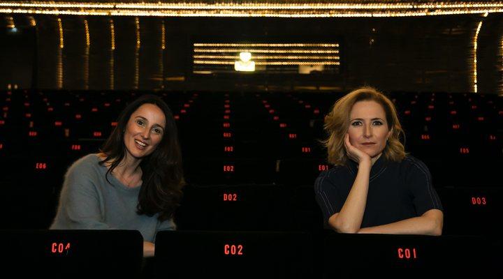 María del Puy Alvarado y Marisa Fernández Armenteros son las productoras españolas de 'El agente topo'