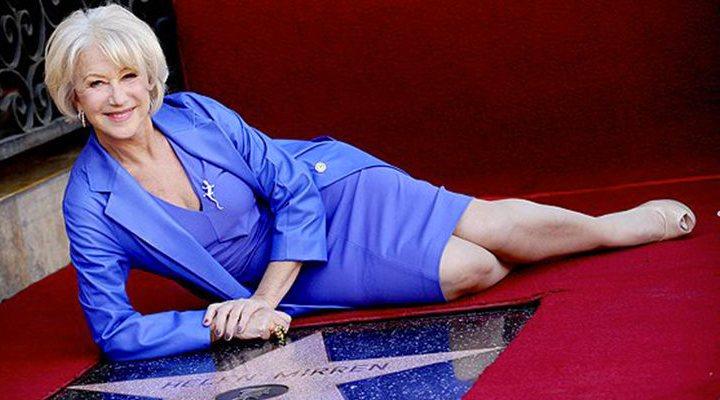 'Helen Mirren'