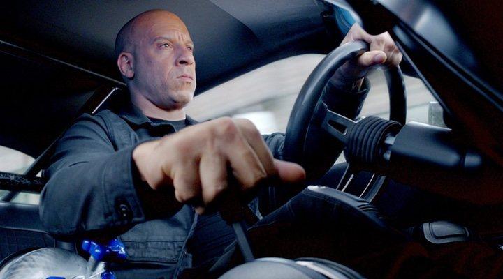 Vin Diesel en 'Fast & Furious'