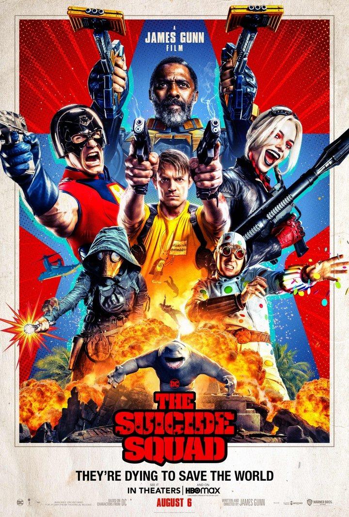 'El Escuadrón Suicida'