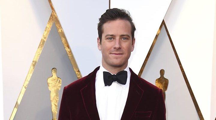 Armie Hammer en los Oscar