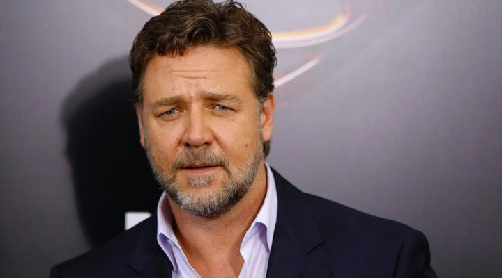 'Russell Crowe'