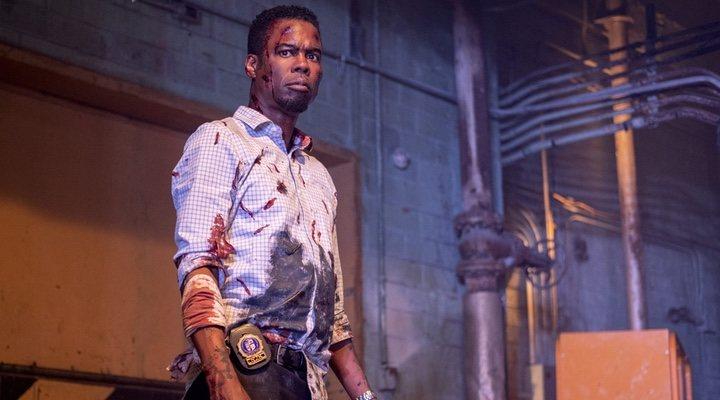 Chris Rock en 'Espiral: El juego del miedo continúa'