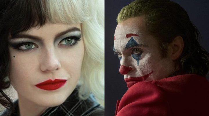 'Cruella' y 'Joker'