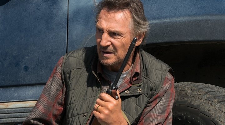Liam Neeson en 'The Marksman (El protector)'