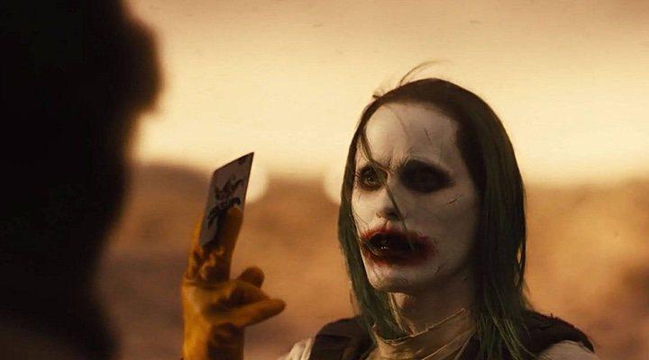 Joaquin Phoenix en 'La Liga de la Justicia de Zack Snyder'