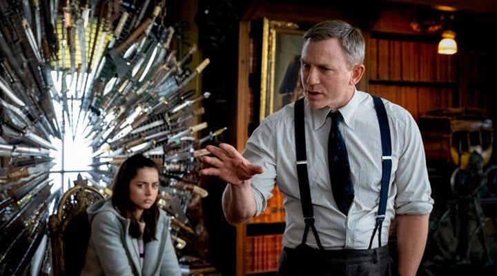 Daniel Craig en 'Puñales por la espalda' (2019)