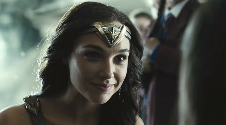 'Gal Gadot en 'Liga de la Justicia'
