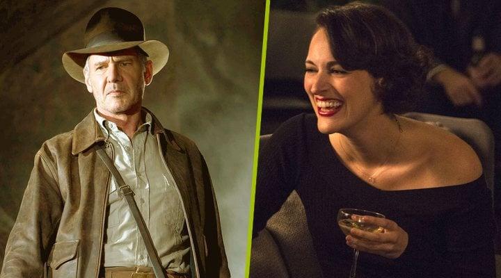 Phoebe Waller Bridge en 'Indiana Jones 5'