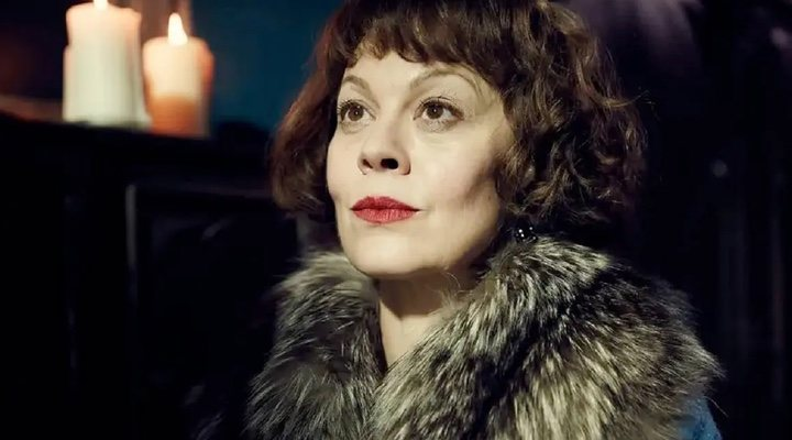 Helen McCrory en 'Peaky Blinders'