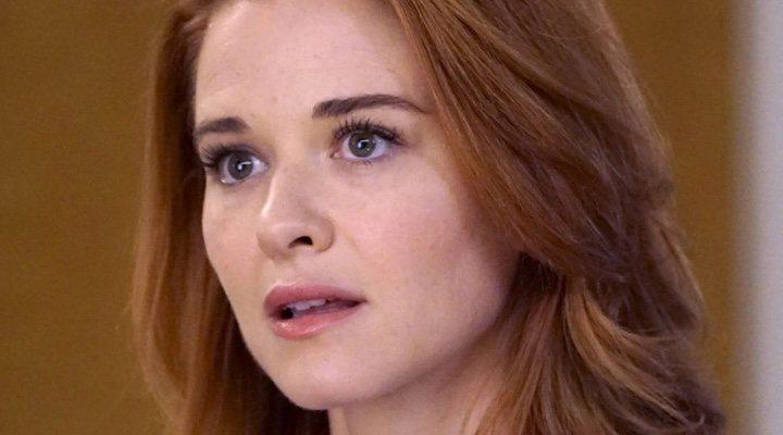 Sarah Drew como April Kepner en 'Anatomía de Grey'