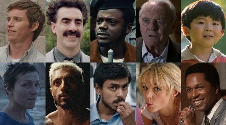 Nominadas al mejor guion original y al mejor guion adaptado